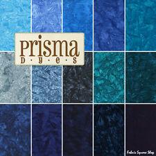 "SQ118 Kaufman PRISMA DYES OPEN WATERS BATIKS 5"" Charm Fabric Squares CHS-267-42"