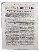 Esclavage Traite des Esclaves 1788 USA Cheval Arabe Course Équitation Asnières