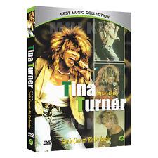 TINA TURNER - Live In Concert / Rio De Janeiro DVD - (*New *Sealed *All Region)
