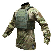 OPS / UR-TACTICAL EASY PLATE CARRIER IN RANGER GREEN, SIZE- LARGE