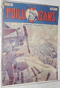 N°26 UN POILU DE 12 ANS  ARNOULD GALOPIN 1929