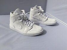 Nike Air Jordan 1 Triple White women's size 7