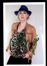 Julia de junio foto original firmado # bc 34327