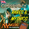 Magic the Gathering MTG Conspiracy CNS Mythic Rares & Rare Cards NM/M