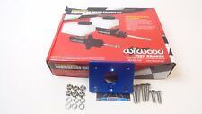 Brake Boost Delete Kit for Honda Acura,BLUE Adapter plate & Wilwood Master Cyl.