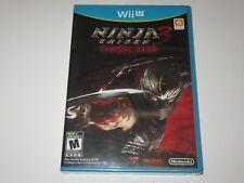 Ninja Gaiden 3: Razor's Edge (Nintendo Wii U, 2012) NEW
