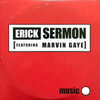 Erick Sermon Featuring Marvin Gaye CD Single Music - Promo - Europe (VG+/EX+)