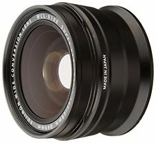 FUJIFILM conversion lens Wide X100 black WCL-X100 F/S w/Tracking# New from Japan