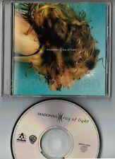 "MADONNA Ray Of Light JAPAN 2-track 5"" CD SINGLE WPCR-10525 w/PS 1999 reissue"