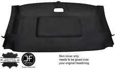 BLACK STITCH ROOF HEADLINING PU SUEDE COVER FITS MERCEDES W639 VITO VIANO 04-09
