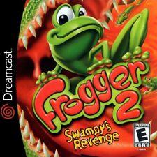 Frogger 2 Swampy's Revenge - Dreamcast Game