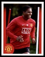 Panini Manchester United 2009-10 Antonio Valencia in training No. 173