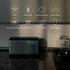 GGMM E3 Smart WiFi Bluetooth Multi Room Lautsprecher mit Amazon Alexa GRAU / OVP