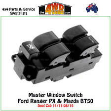 Window Master Switch Control fit Ford Ranger Mazda BT50 2011-15 Dual Cab