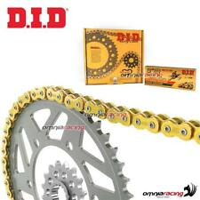 DID Kit GP transmission chaîne couronne pignon Derbi GPR125 RACING 04>08*1312