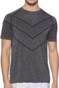 Puma Reactive evoKnit Short Sleeve Mens Training Top - Grey
