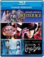 Beetlejuice / Charlie and the Chocolate Factory / Tim Burton's Corpse