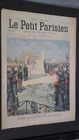 JOURNAL LE PETIT PARISIEN N°739 DIMANCHE 5 AVRIL 1903 ABE