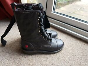Moschino Boots Size 38