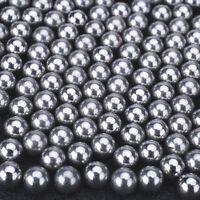 200x Kugeln Stahlkugeln Eisenkugeln 6mm für Zwille Sportschleuder