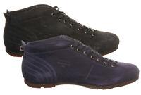 Sneakers Pantofola D'Oro Superstar 100%pelle uomo Punta tonda  camoscio SL02U