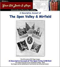 Descriptive Account of Spen Valley Cleckheaton Heckmondwike Mirfield c1900 CDROM