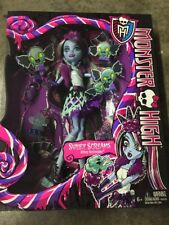 Abbey Bominable Monster High Sweet Screams Doll Set Mattel New Sealed Box