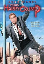 Whos Harry Crumb DVD COMPLETE WITH ORIGINAL CASE & COVER ART BUY 2 GET 1 FREE