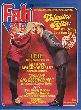Fab 208 Magazine 16 February 1980    Leif Garrett    Larry Wilcox