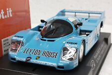SLOT IT SICA34A PORSCHE 962C 85 LEMANS 1987 LEYTON HOUSE NEW 1/32 SLOT CAR