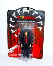 My Chemical Romance Revenge Frank Iero Action Figure Vintage Rare MCR NEW boxed