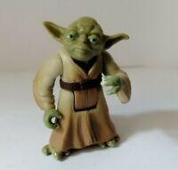 "Kenner 1995 Star Wars 'Yoda' 2"" Figure Vintage"