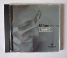 RENAULT MILES MORE MUSIC 1997 CD ALBUM - FREEBIE - GOOD CONDITION