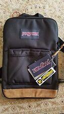 "Jansport ""Right Pack"" Backpack Suede School Book Bag 15"" Laptop Sleeve"