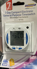 Timeguard NTT04 7 day Compact Electronic Timeswitch