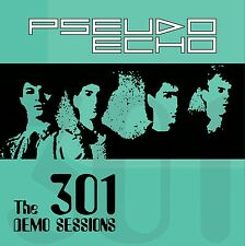 "PSEUDO ECHO LIMITED RELEASE ""THE 301 DEMO SESSIONS"" ALBUM RARE !"