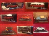 Various Model Toy Cars Bikes Vehicles Mini VW