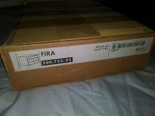 Ikea Fira Birch Wooden Storage Dovetail Chest Box 6 Drawers Desktop Organizer