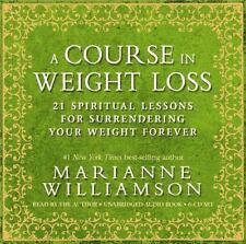 Course In Weight Loss 6-CD: 21 Spiritual Lessons Surrendering Your Weight