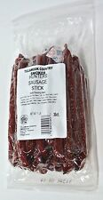 TILLAMOOK HUNTERS SAUSAGE STICK JERKY 36 CT BAG OVER 1 LB 100% BEEF & PORK Snack