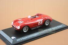 1/43 MASERATI 300S Supercortemaggiore Grand Prix 1955 Behra Musso #68 LEO MODELS