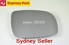 plate Right hand driver side for Vw polo 2000-2002 Flat wing mirror glass