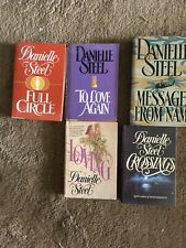 Lot Of 5 Danielle Steele Hardcover Books Good Shape!