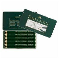 FABER-CASTELL USA 119065 CASTELL 9000 GRAPHITE PENCIL ART 12PC TIN SET