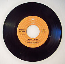 VTG ©1973 EPIC 45RPM RECORD - LOOKING GLASS - JIMMY LOVES MARY-ANNE - WOOLY EYES