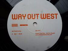 """Way Out West - Muthaf***ka 12"""" vinyl #276"""