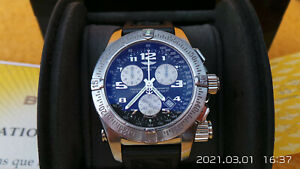 Breitling Emergency Mission 45mm NO RESERVE PRICE!