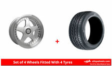 5 Series Dare Wheels with Tyres