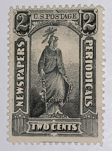 Travelstamps: 1879 US Stamps Scott #PR57 Periodicals Stamp Scott #PR57 MNG 2C