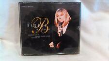 Barbra el Concierto Live At Msg Nyc 2 Cds 1991 Sony Música cd3493